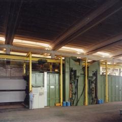 Granigliatrici a tunnel ISTG