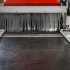 Rubber belt shotblasting machines SANG