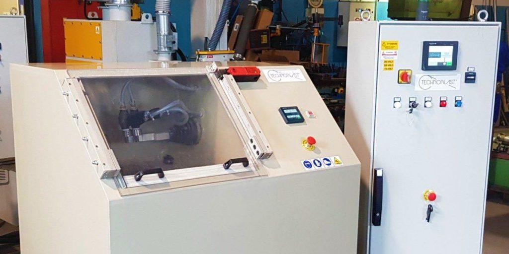Technoblast • Water blasting machines